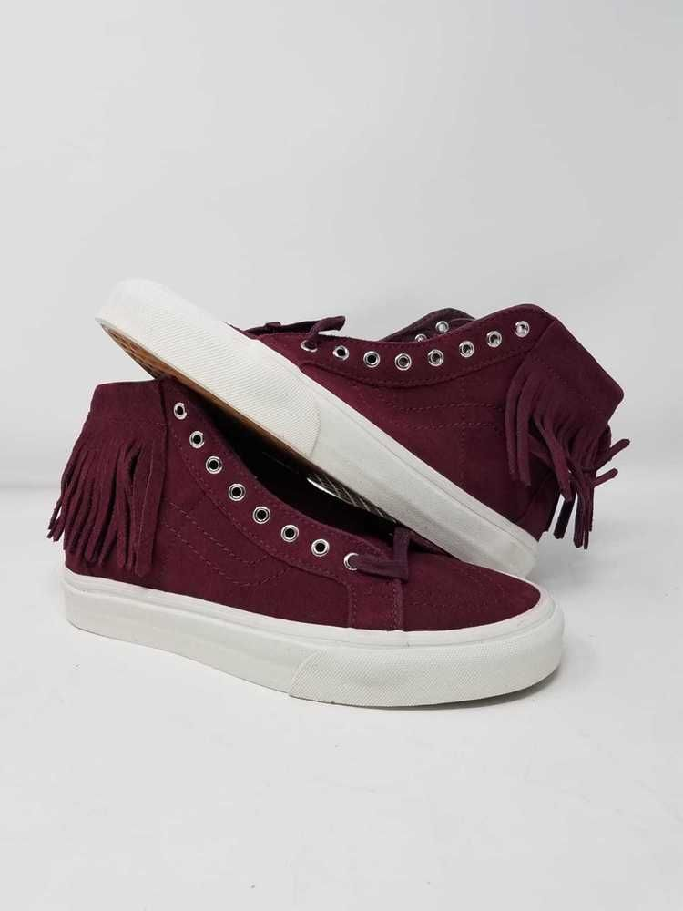 ac8e3c0cbb VANS SK8 HI MOC SUEDE PORT ROYALE CASUAL ATHLETIC SKATE MEN S SIZE 6.5 NEW  WOB  fashion  clothing  shoes  accessories  mensshoes  athleticshoes (ebay  link)