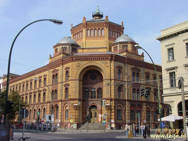 The Old Post Office Museum Island Pergamon Museum Places To Travel
