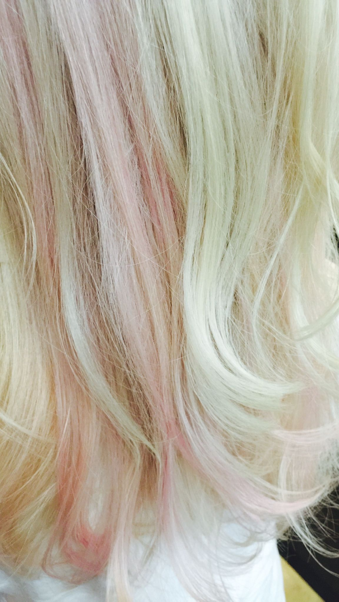 Baby Pink Highlights Pink Ubucolorsalon Call To Book A Free