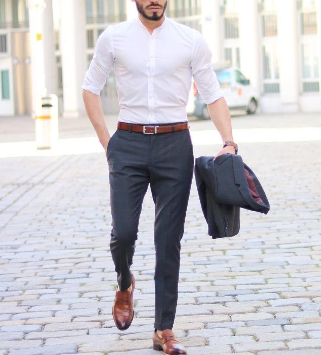 Formal mens fashion