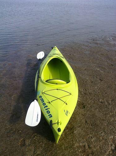 Photo of emotion kayaks
