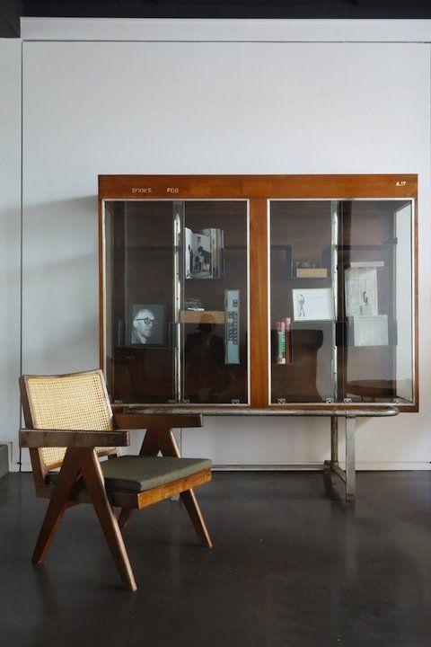 Pierre Jeanneret Le Corbusier Chandigarh Interieur Bauhaus Deco Interieur Design Mobilier De Salon