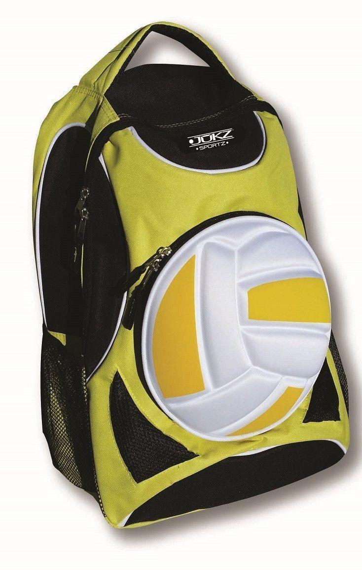 Jukz Original Volleyball Backpack Backpacks Sport Slippers Volleyball