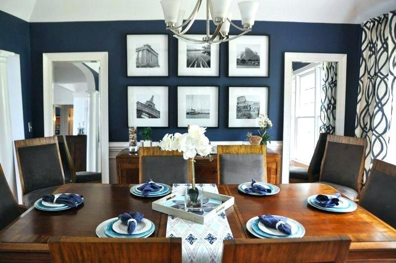 Navy Blue Dining Room Navy Blue Dining Room Dining After Navy Blue