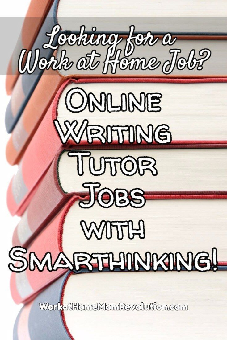 work at home online writing tutor jobs smarthinking extra  work at home online writing tutor jobs smarthinking