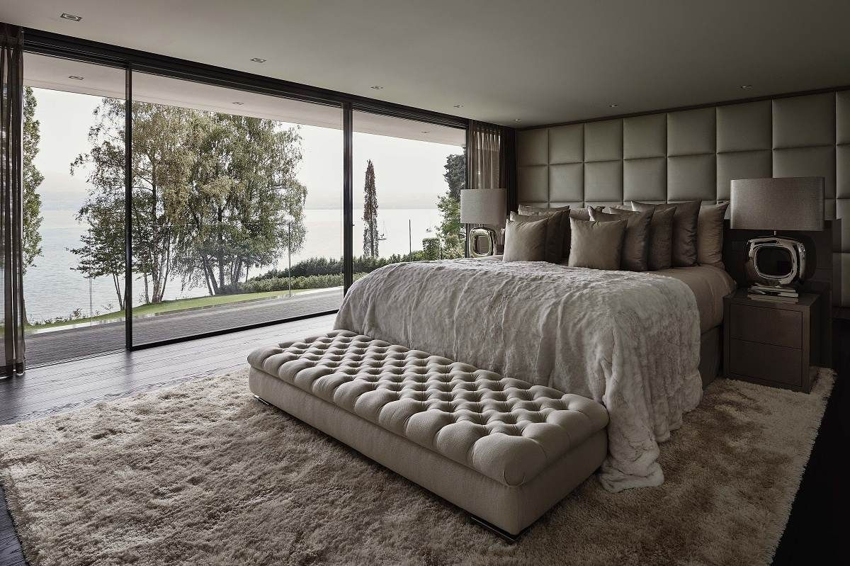 Contemporary Lakeside Villa: Eric Kuster | Room seating | Pinterest ...