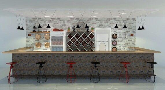 Bar Fazenda Fortaleza -Ce Projeto Auri Deusdará Interiores