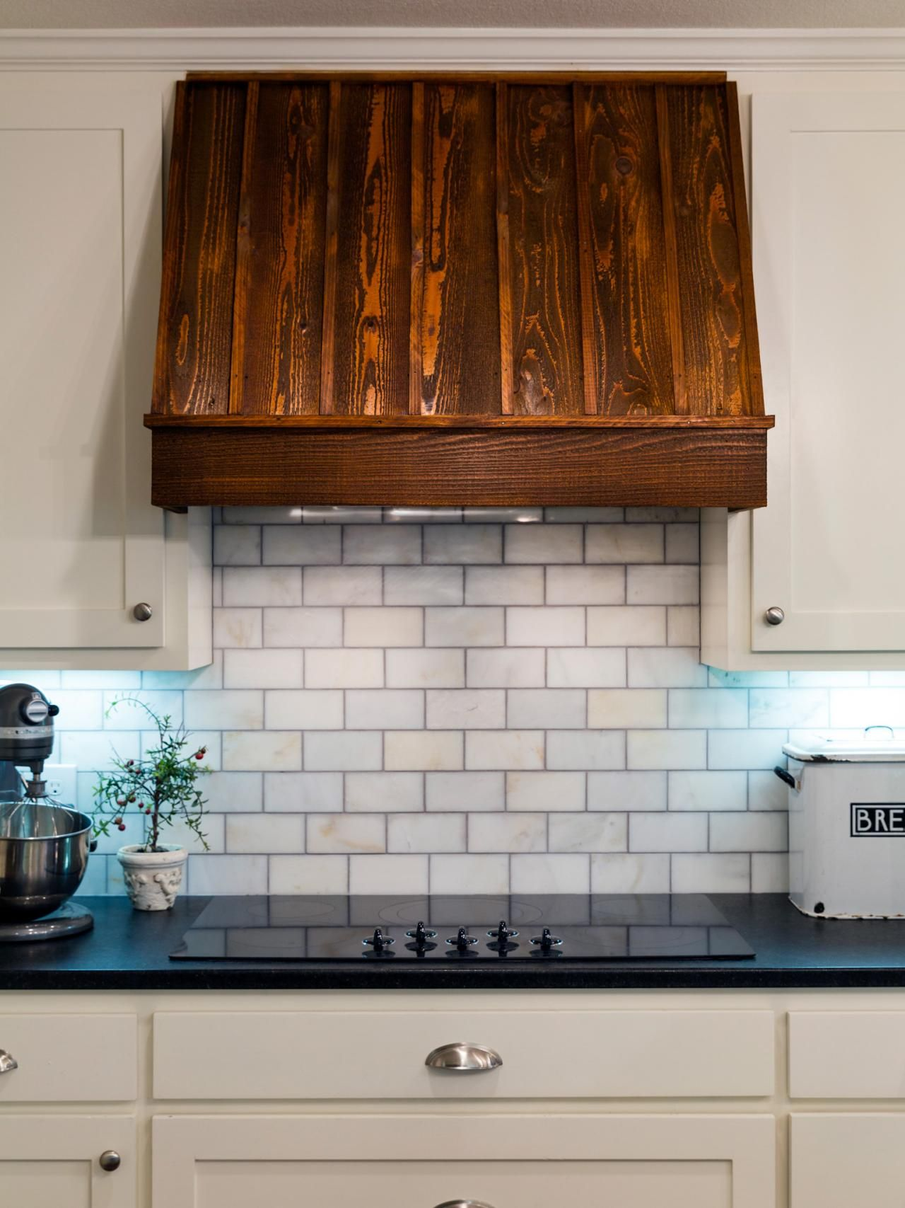 Best Kitchen Gallery: Designers Chip And Joanna Gaines Marry New Technology With Old World of Old Kitchen Stove Hoods on rachelxblog.com