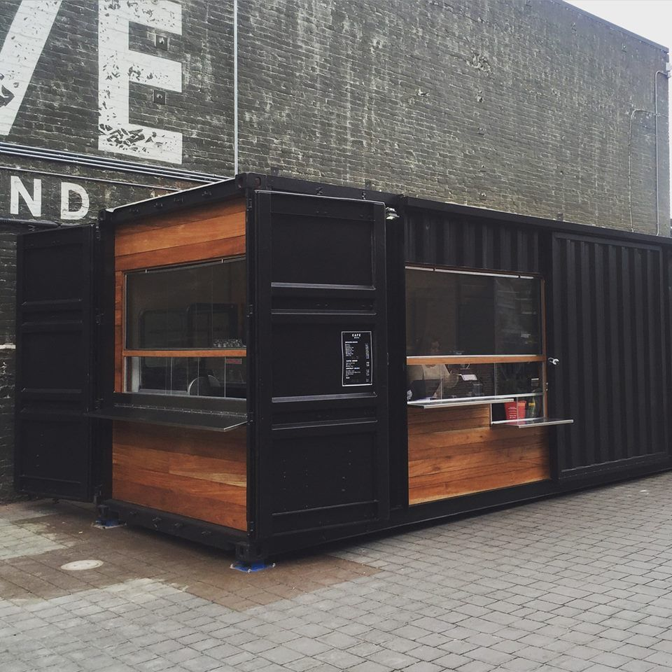 Red Bay Coffee Box, Agrodolce Firebrand Coffee box