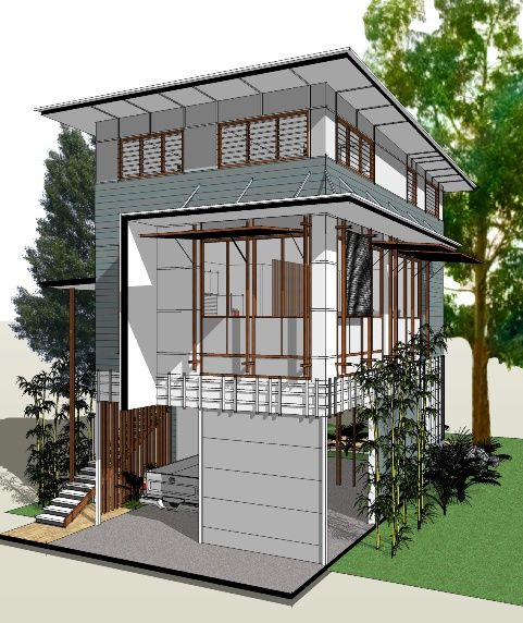 A Queensland Architect Has Been Named The Winner Of A