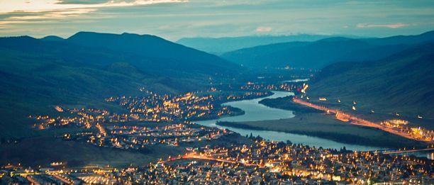 Kamloops British Columbia