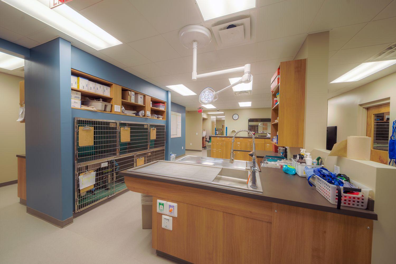 Facility Tour Clinic design, Emergency hospital