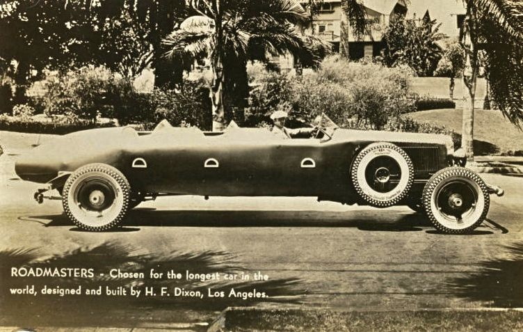 Checkered Los Angeles , back in the day Cars, Classic