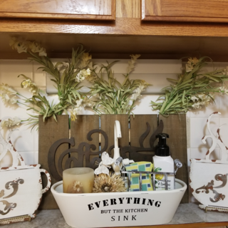 Everything But The Kitchen Sink Tray With Images Kitchen Sink