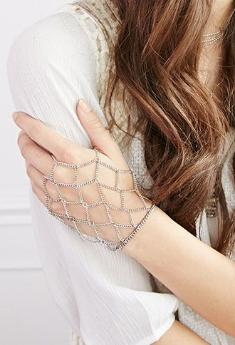 Layered Hand Chain | Forever 21 - 1049258056
