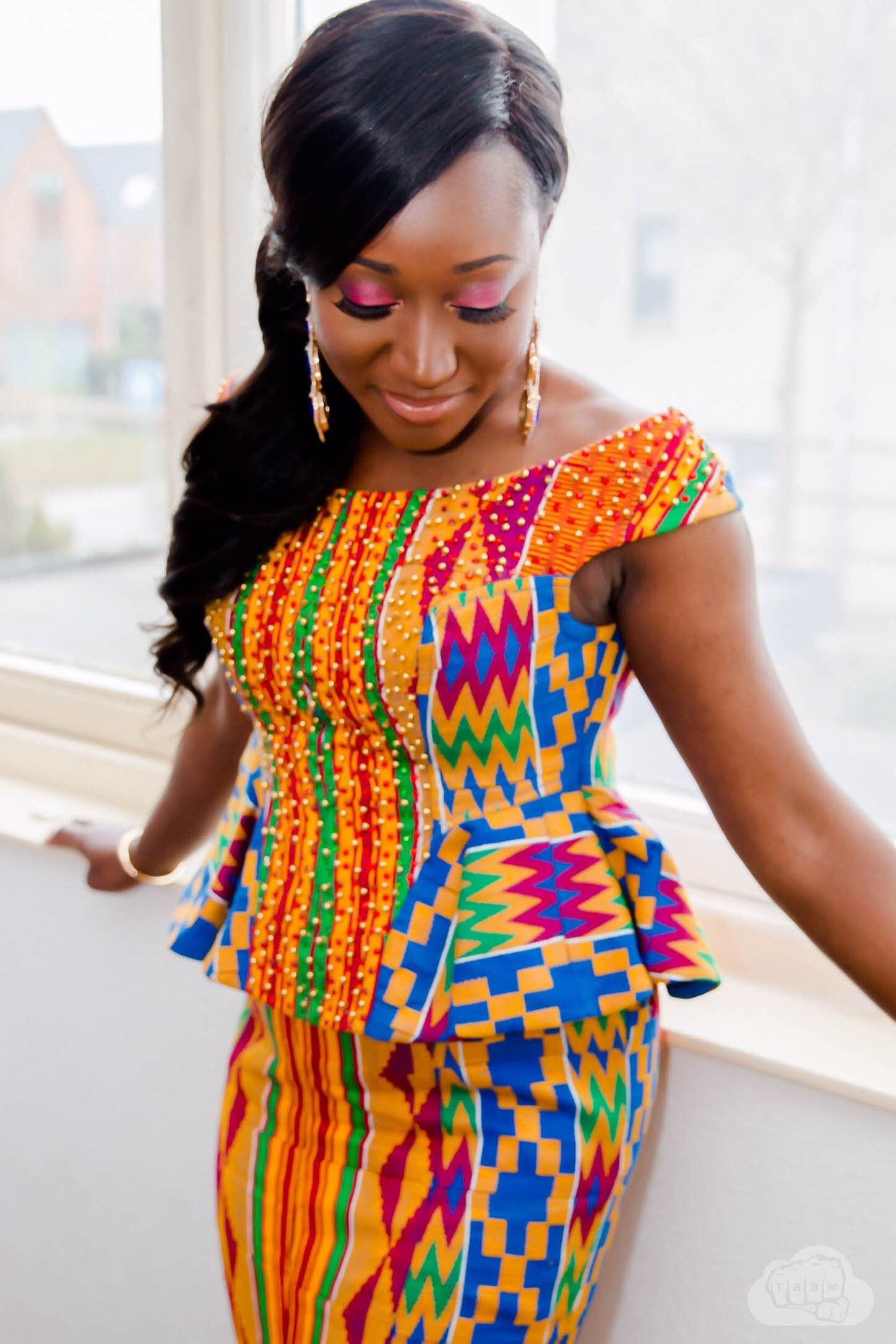 Evans Erasmina A Special Connection I Do Ghana Fabulous Kente Pinterest Ghana