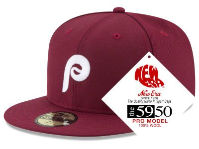 1b1ca01f Philadelphia Phillies New Era MLB Retro Classic 59FIFTY Cap--size 7 1/4