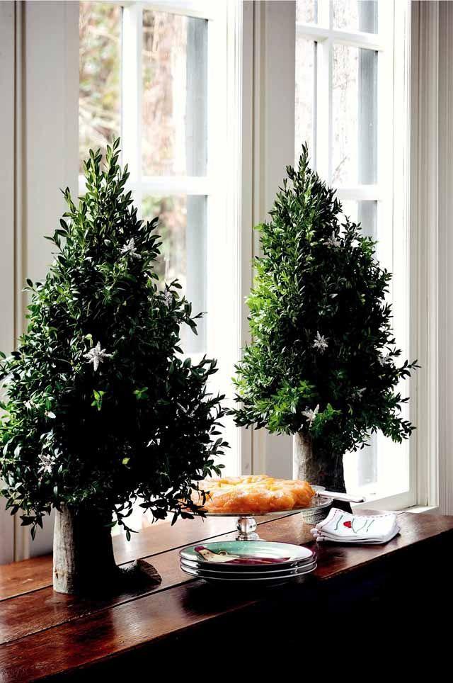 Arboles de navidad peque os y elegantes christmas time - Arboles de navidad elegantes ...