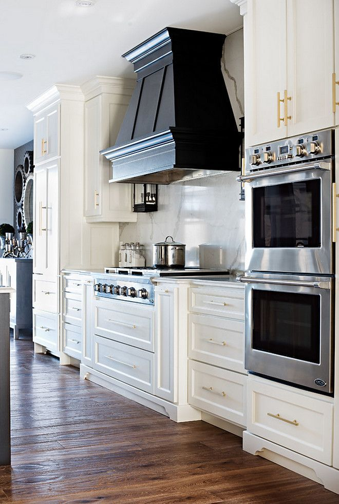 How To Plan A Perfect Kitchen Layout Black Range Hood Oven Stove