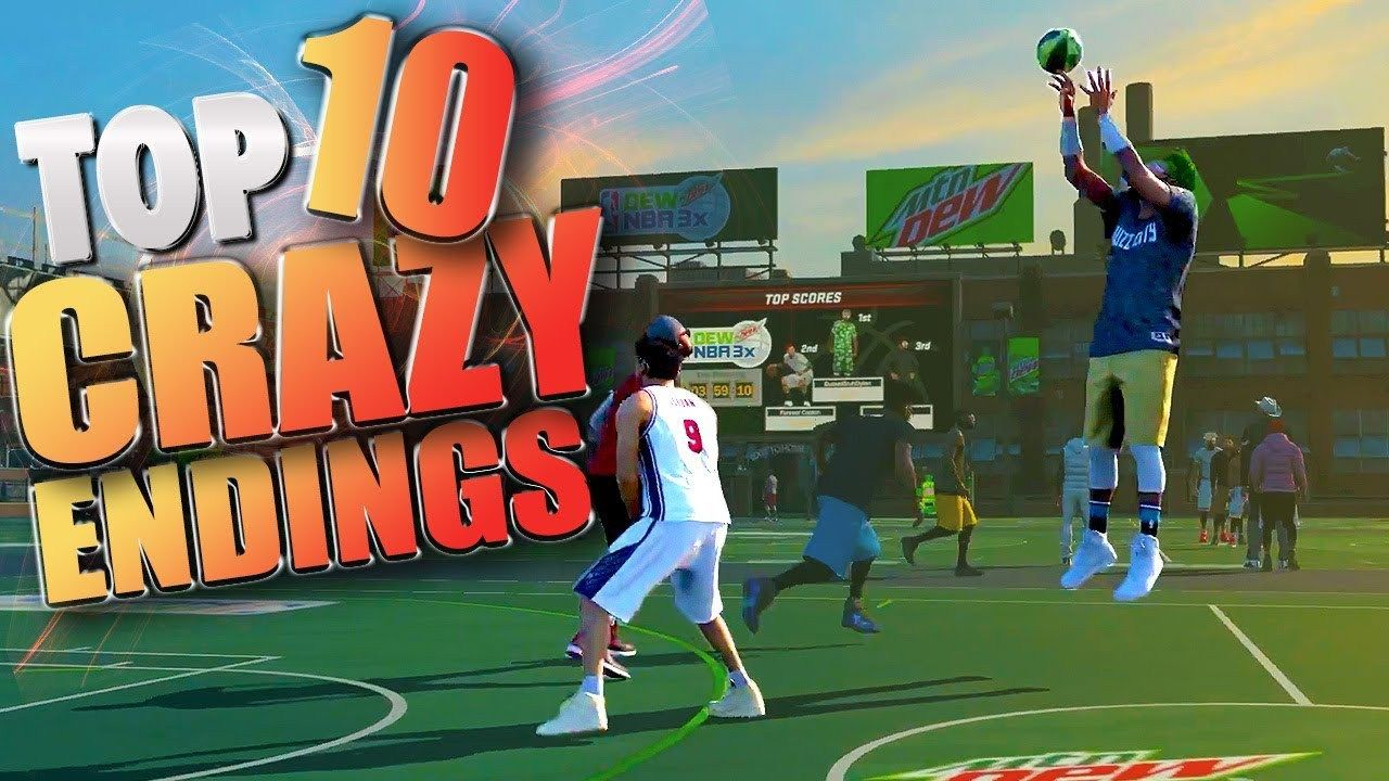 Nba K Highlights Funny Moments Mypark Game Winning Trick Shots Vote Here To Send In A Clip For The Top  Plays Email