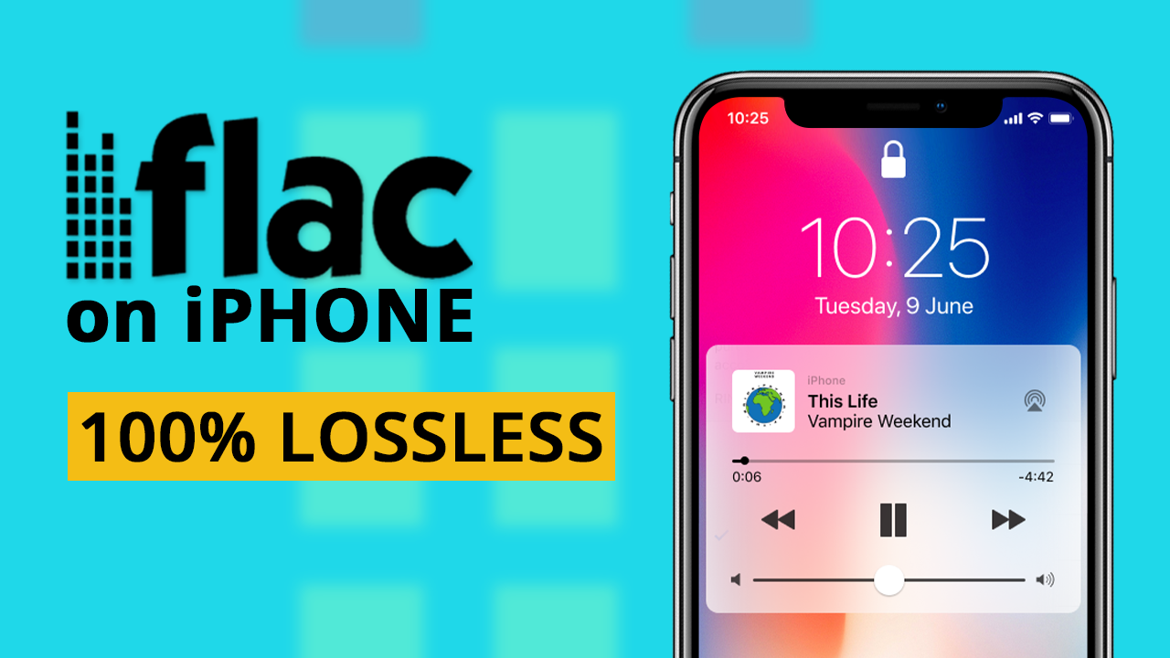 How to Listen to FLAC on iPhone (new best way!) Ios