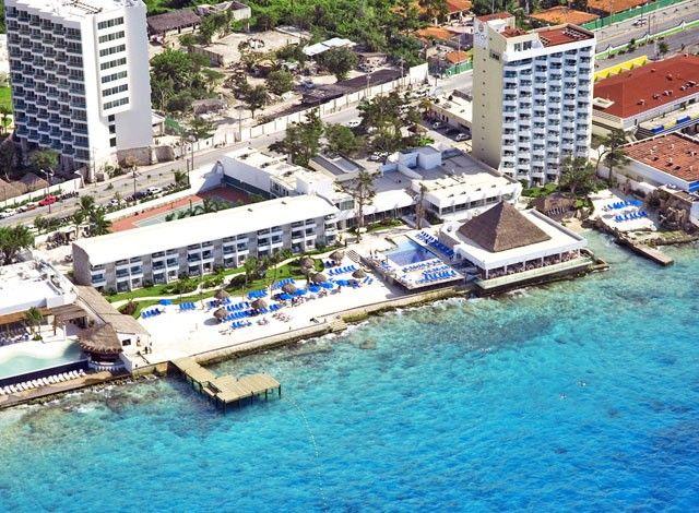 El Cid La Ceiba Beach Hotel All Inclusive Cozumel