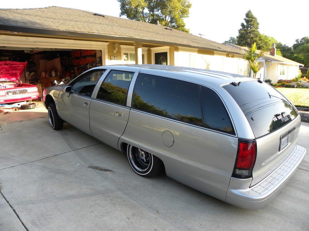 All Chevy 1996 chevrolet caprice wagon : 91 Caprice Wagon -http://mrimpalasautoparts.com | 91-96 Caprice ...