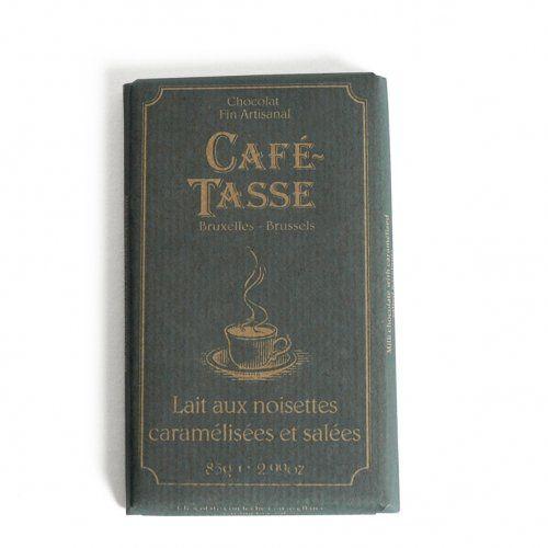 Chocolar Au Lait Et Aux Noisettes Caramelisees 85 G Hazelnoot Chocola Melk