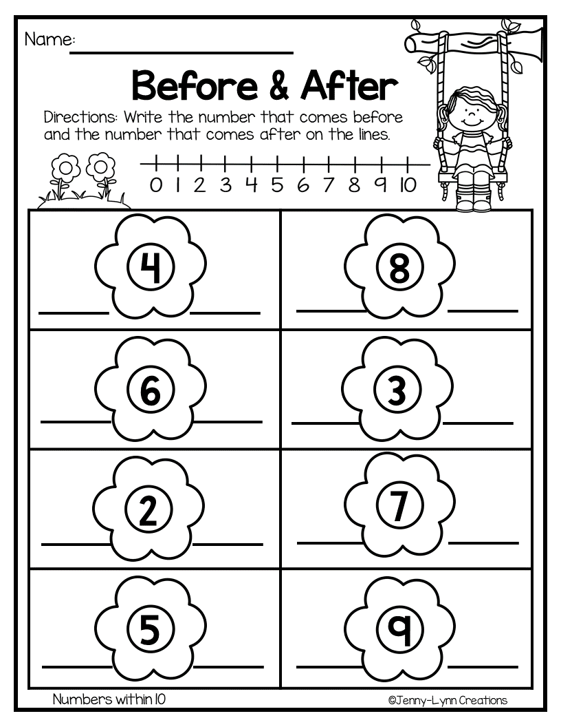 March Pre K Math Literacy Preschool Reading March Writing Prompts Math Literacy [ 1056 x 816 Pixel ]