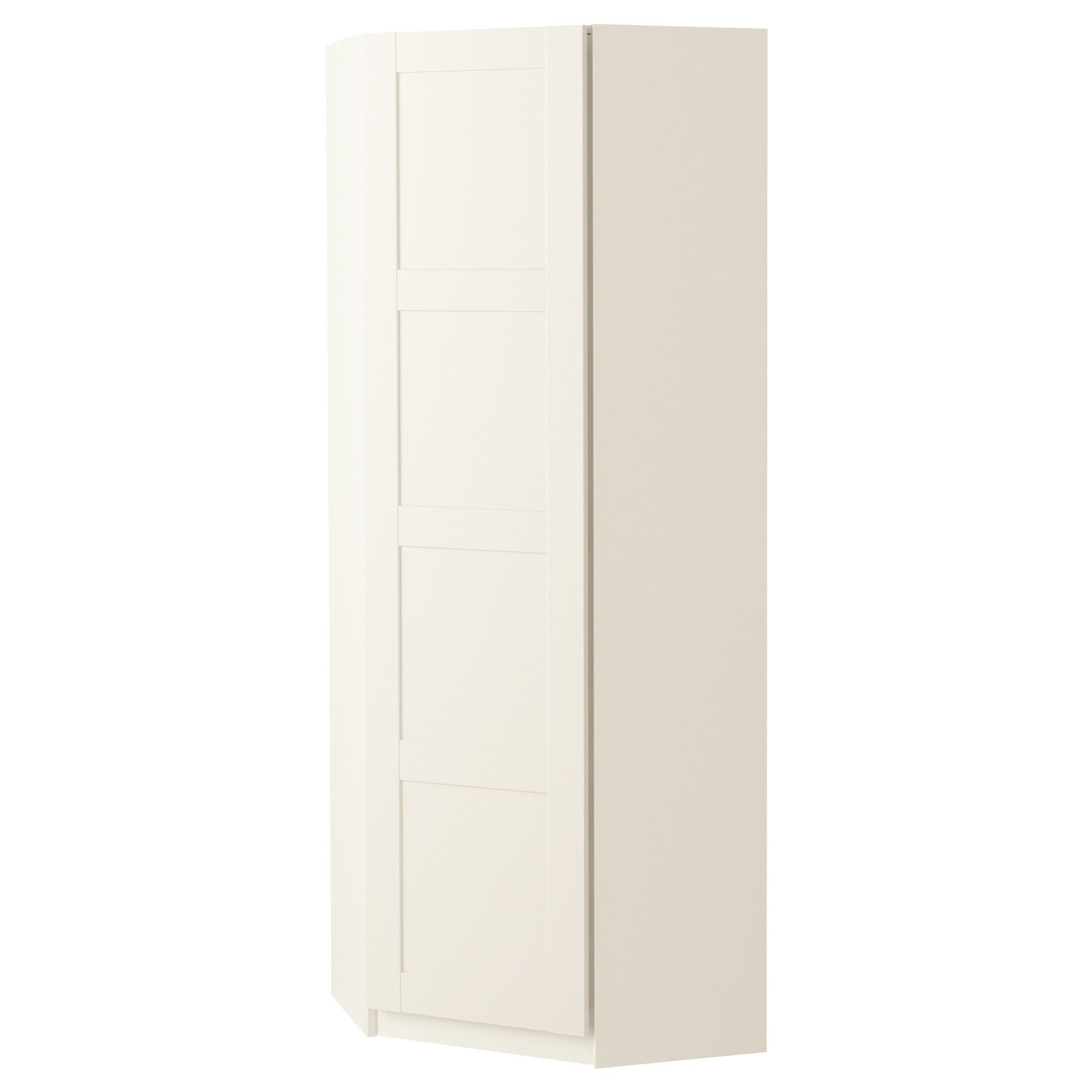 PAX Corner wardrobe IKEA.