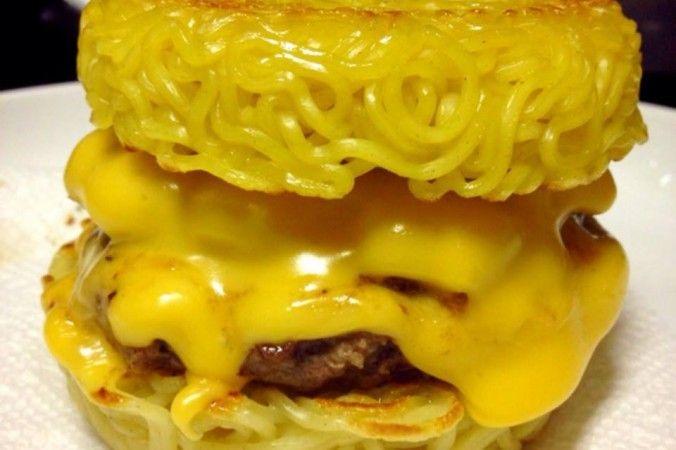 Food Reddit Can T Stop Making Ramen Burgers Ramen Burger