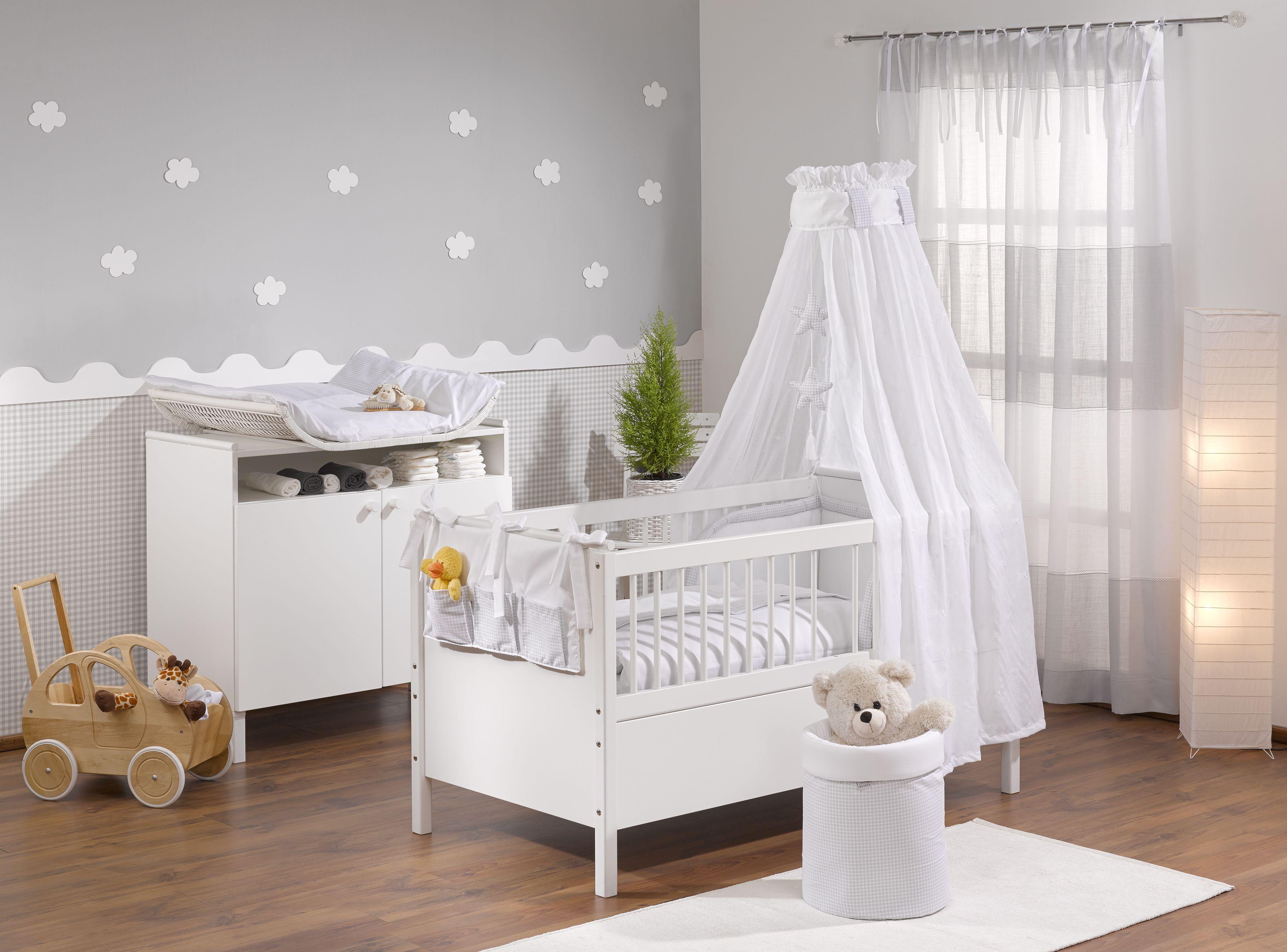 babyzimmer wandgestaltung grau | hyeyeonpark, Schlafzimmer design