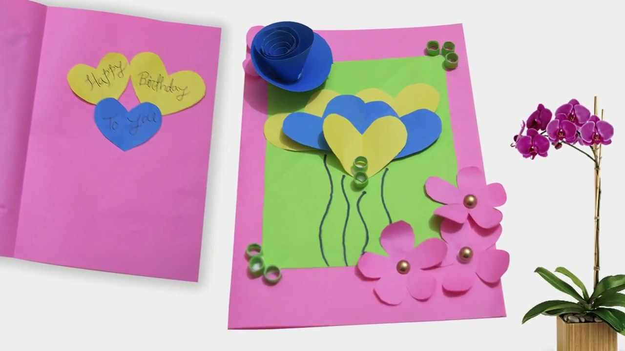 Youtube Beautiful Handmade Cards Cards Handmade Handmade Cards Diy