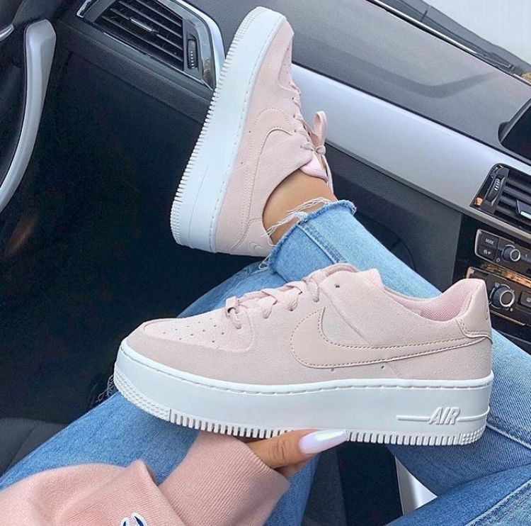 Chaussure Nike Air Force 1 Shadow Pour Femme Blanc from Nike on 21 Buttons
