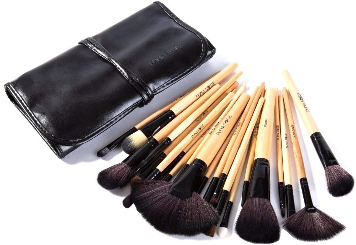 24 Brushes with premium quality Brush use printed on