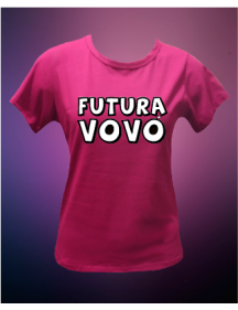 CAMISETA FUTURA VOVÓ