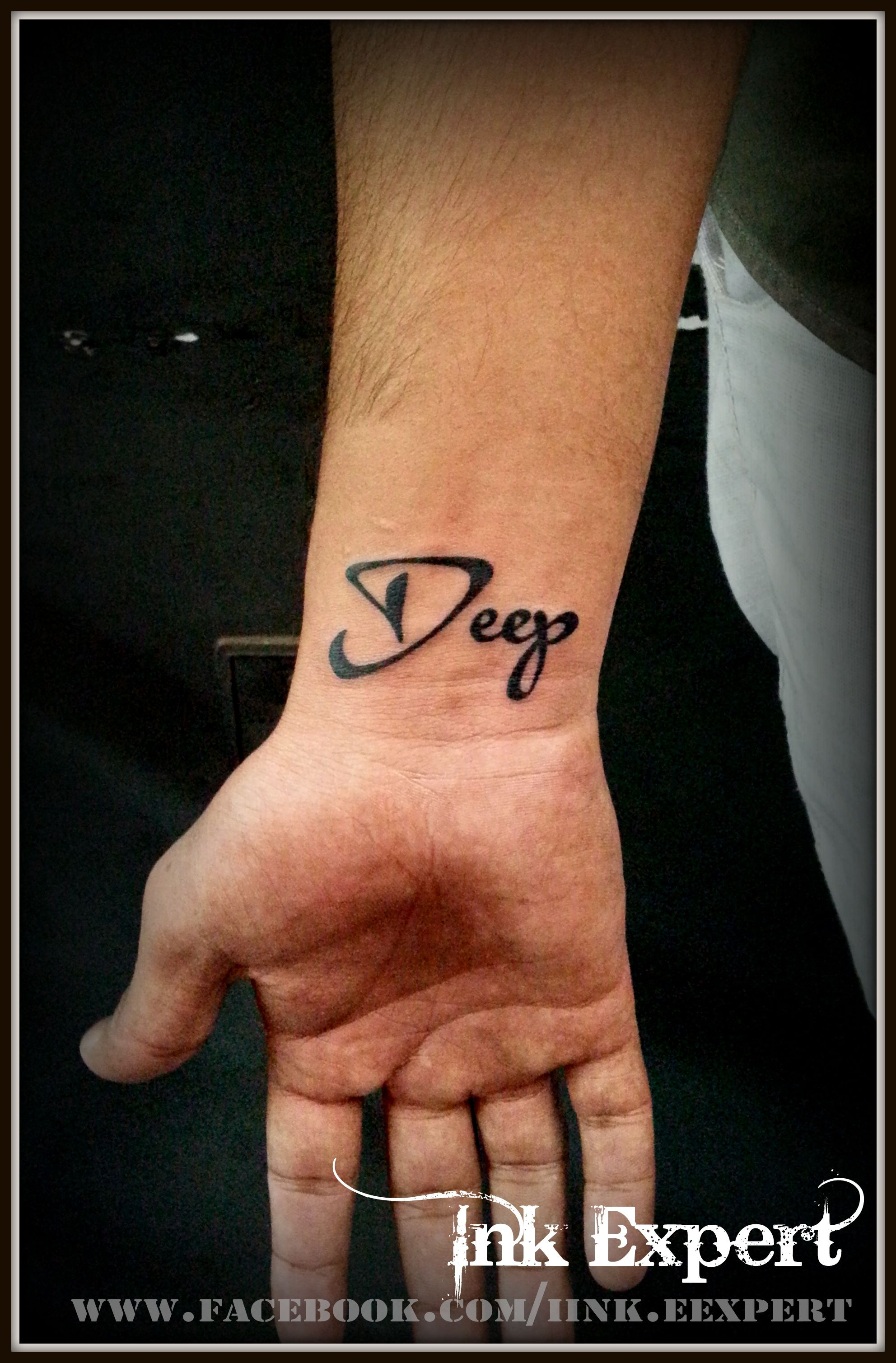 Pin On Letter Tattoos