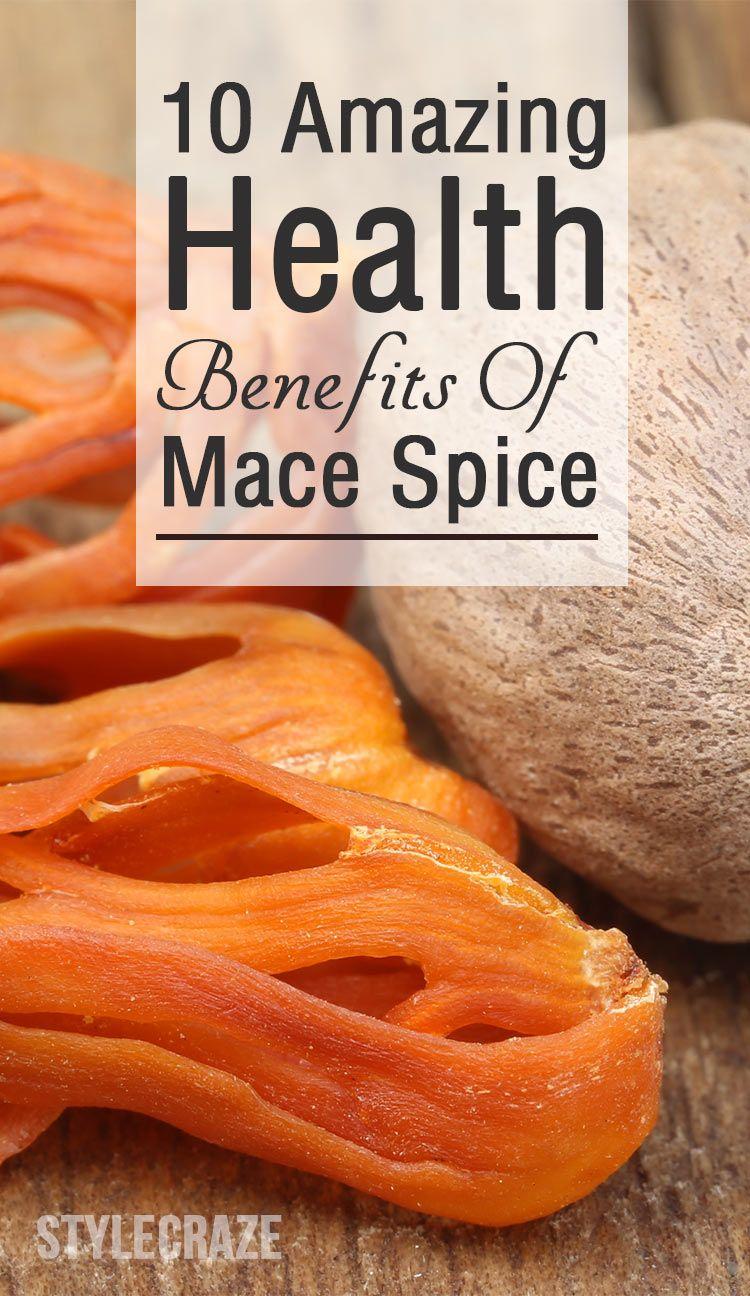 10 Amazing Health Benefits Of Mace Spice (Javitri)