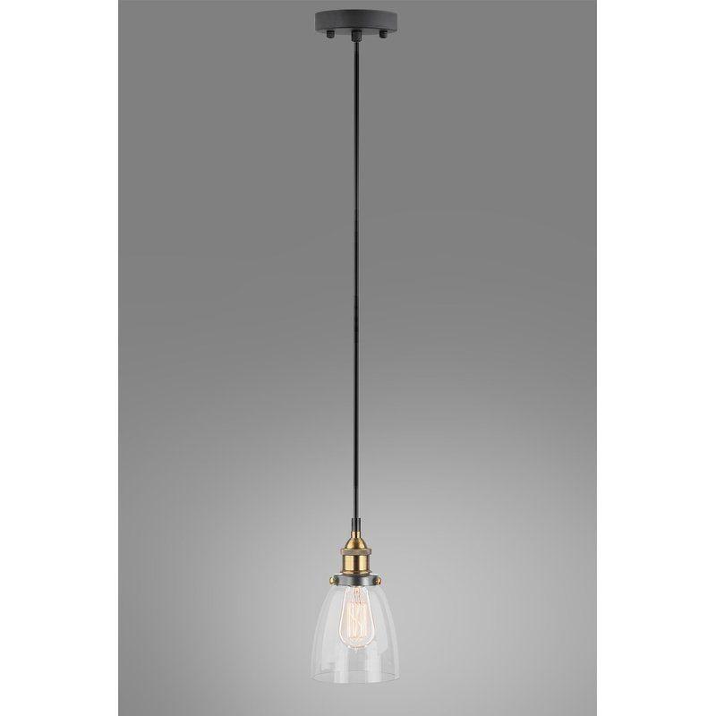 Bundaberg 1 Light Single Bell Pendant Pendant Lighting Contemporary Pendant Lights Bell Pendant