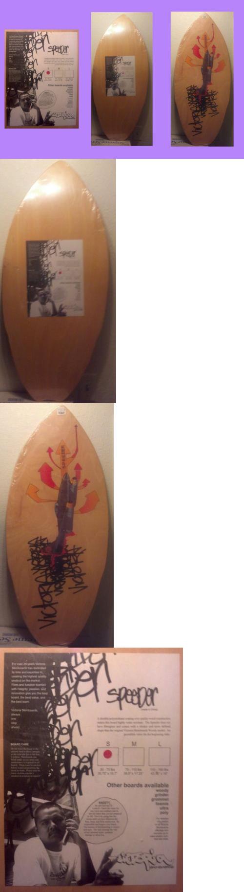 Skimboards 155141: Victoria Speeder Skimboard -> BUY IT NOW ONLY: $80 on eBay!