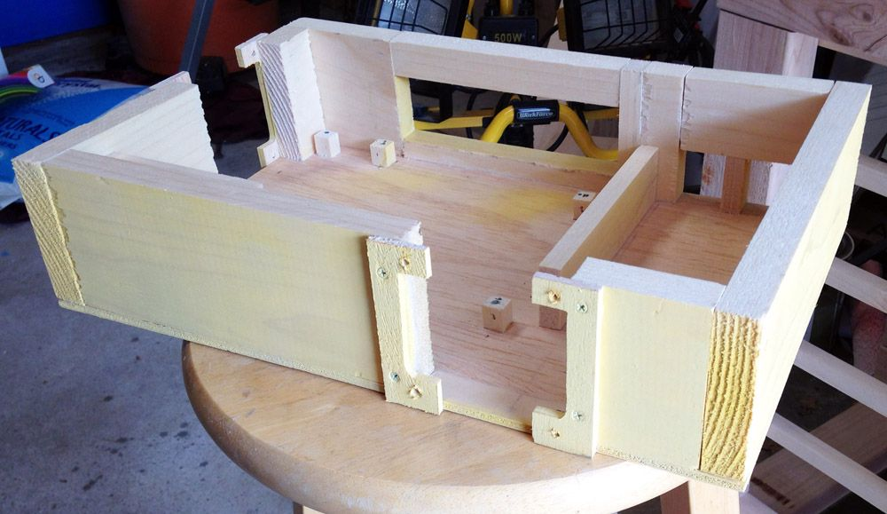 How To Build A Computer Case Out Of Wood For Your Workshop Diy