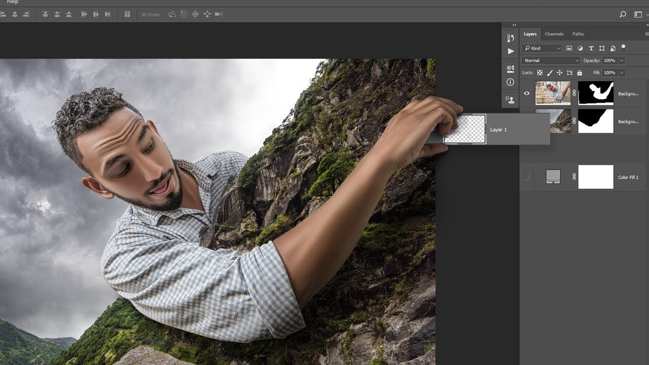 Photoshop compositing tutorial drag the layer youtube ps photoshop compositing tutorial drag the layer youtube baditri Gallery