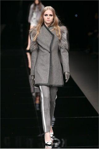 Sfilate John Richmond Collezioni Autunno Inverno 2013-14 - Sfilate Milano - Moda Donna - Style.it