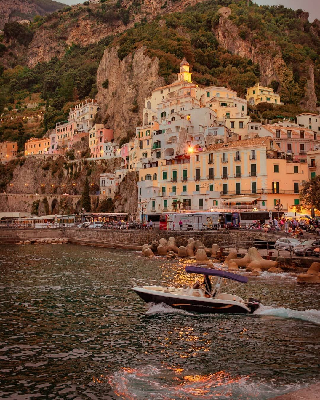Photo of Amalfi, Italy #wanderlust Spread the love There is a hundred of the reason that …