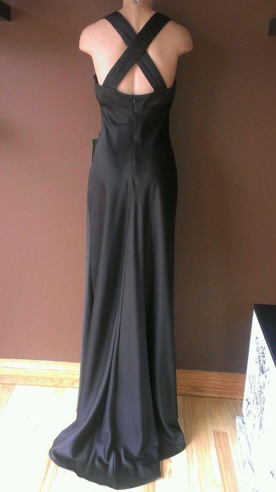 e2d83fb5 Blu Sage elegant black formal dress size 4 | Stuff to Buy | Formal ...