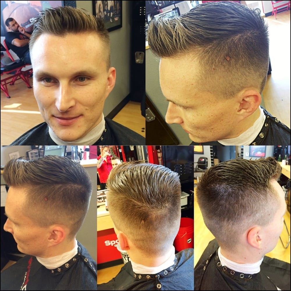 Sports Clips Hairstyles Clip hairstyles, Sports clips