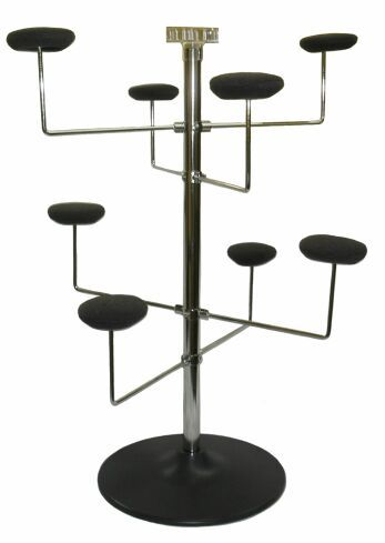 76a172a84e1 Spinner Counter Hat Rack Spinning Rack Wire Display Counter Top ...