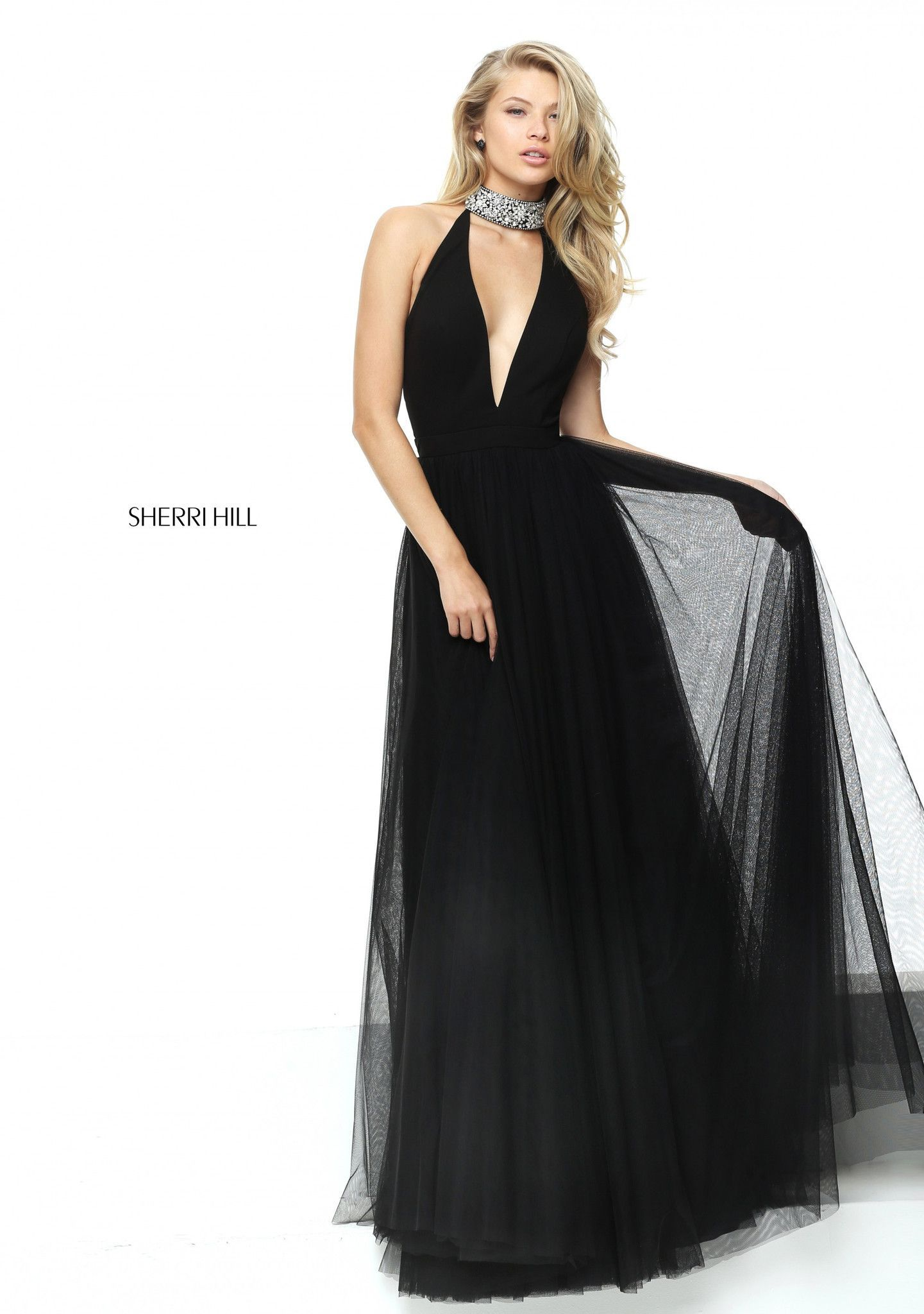 Sherri hill gowns and prom