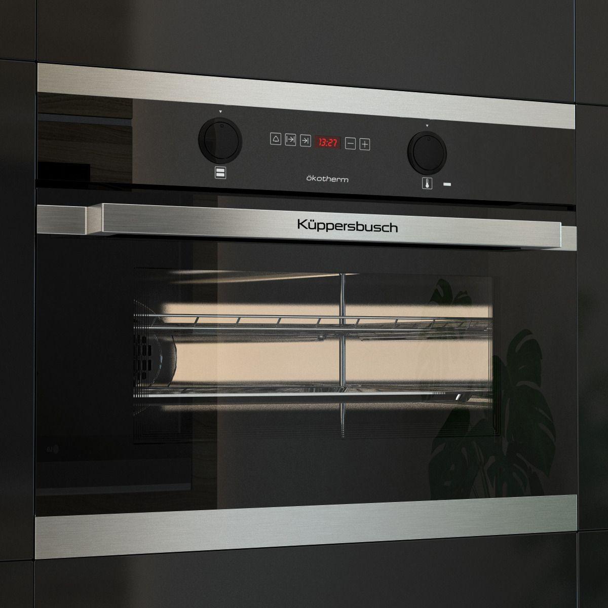 Kuppersbusch EEB6260 Compact Oven Black #Kuppersbusch