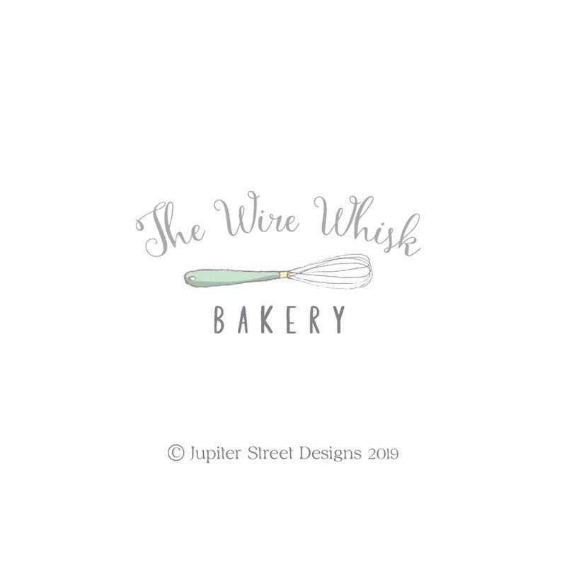 Logo Design Bakery Logo Whisk Logo Cake Logo Cooking Logo Etsy Bakery Logo Cooking Logo Logo Design